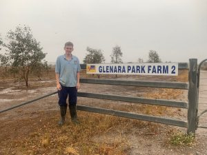 Meet Adam – a new recruit to the Australian Poultry Industry