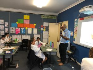 PHA Primary School Visit