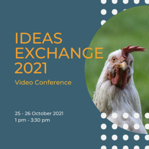 Program available for Ideas Exchange 2021